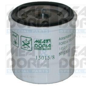 Filtre à huile Ø: 76mm, Hauteur: 79mm avec OEM numéro 7984256