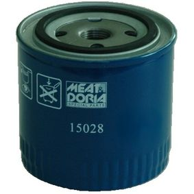 MEAT & DORIA Ölfilter 15028 für FORD SCORPIO I (GAE, GGE) 2.9 i ab Baujahr 09.1986, 145 PS