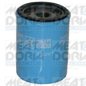 Oil Filter 15029/7 Note (E11, NE11) 1.4 MY 2011