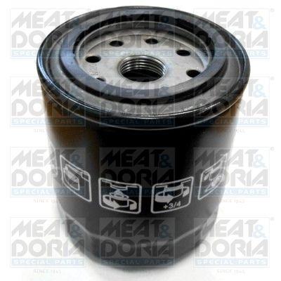 MEAT & DORIA  15069 Ölfilter Ø: 81,5mm, Höhe: 92mm