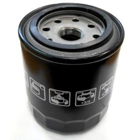 Ölfilter Ø: 81,5mm, Höhe: 92mm mit OEM-Nummer 15601 87310