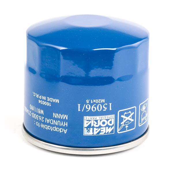 Ölfilter MEAT & DORIA 15096/1 803341912718