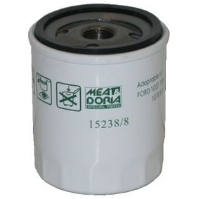 Oil Filter 15238/8 FIESTA 6 1.4 LPG MY 2020