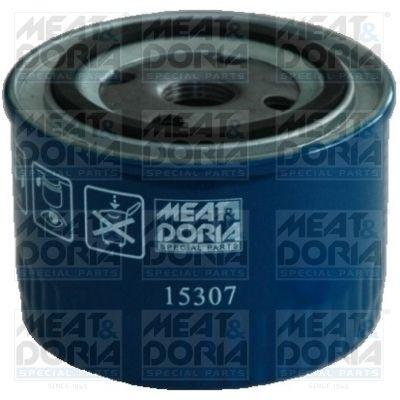MEAT & DORIA  15307 Ölfilter Ø: 93mm, Höhe: 69mm