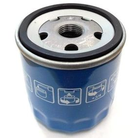 Filtre à huile Ø: 76mm, Hauteur: 79mm avec OEM numéro 4434792