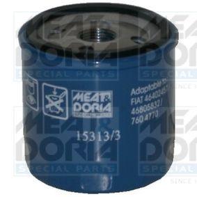 Ölfilter Ø: 76mm, Höhe: 79mm mit OEM-Nummer 465 197 28