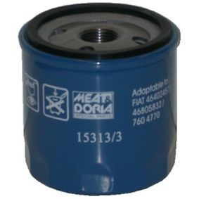 Oil Filter Ø: 76mm, Height: 79mm with OEM Number 46 402 457