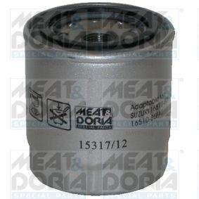 Ölfilter Ø: 81,5mm, Höhe: 92mm mit OEM-Nummer 16510-83001