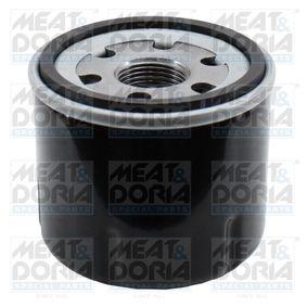 Ölfilter Ø: 66mm, Höhe: 60mm mit OEM-Nummer 15208-00QAG