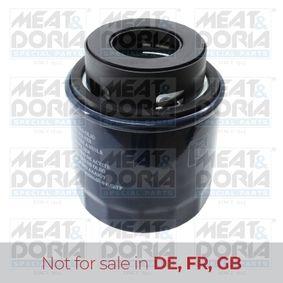 Oil Filter 15566 Fabia 2 (542) 1.4 TSI RS MY 2012