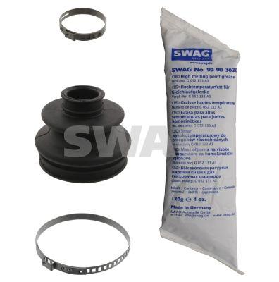 SWAG  10 93 8941 Faltenbalgsatz, Antriebswelle Innendurchmesser 2: 27mm, Innendurchmesser 2: 68mm