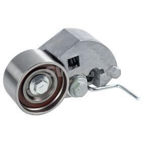 Tensioner Pulley, timing belt Ø: 58,0mm with OEM Number 24410-27-000