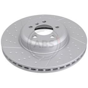 Brake Disc 18277 3 Saloon (F30, F80) 318d 2.0 MY 2016