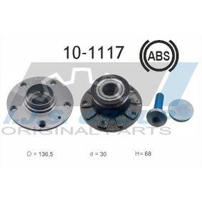 IJS GROUP Radlagersatz 10-1117 mit OEM-Nummer 8V0598611