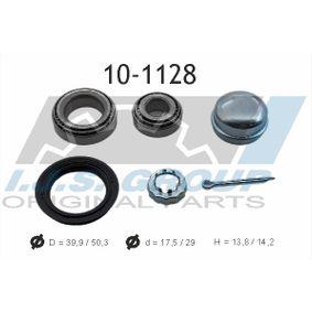 Radlagersatz mit OEM-Nummer 31211110115