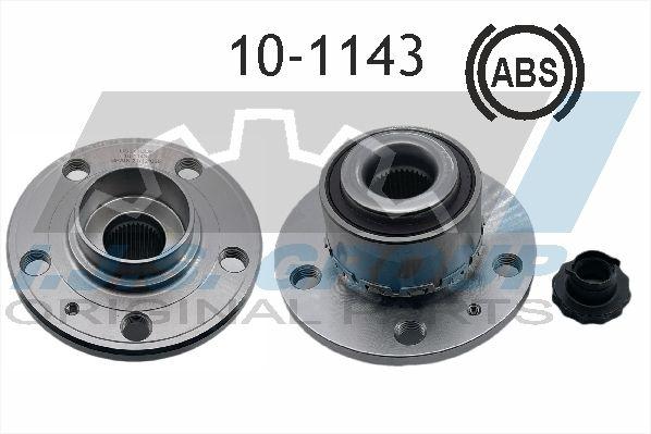 IJS GROUP  10-1143 Radlagersatz Ø: 72mm, Innendurchmesser: 30mm