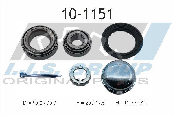 IJS GROUP  10-1151 Radlagersatz