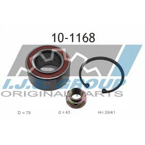 Wheel Bearing Kit Ø: 79mm, Inner Diameter: 43mm with OEM Number 44300SR3008