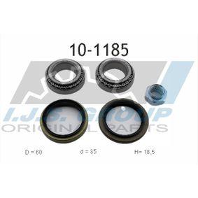 Radlagersatz Art. Nr. 10-1185 120,00€