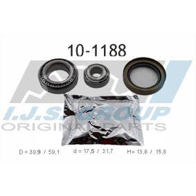 Radlagersatz mit OEM-Nummer 11 054 489