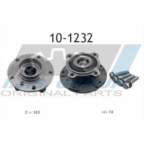 Radlagersatz Ø: 143mm mit OEM-Nummer 31121093843