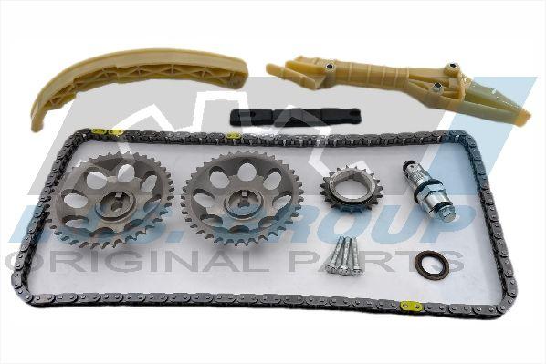 IJS GROUP  10-1243 Wheel Bearing Kit Ø: 136mm, Inner Diameter: 63mm