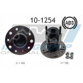 Radlagersatz Ø: 140mm mit OEM-Nummer 09119931
