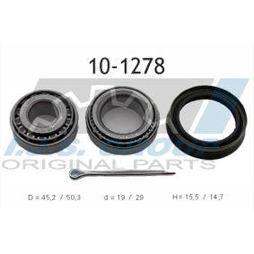Radlagersatz mit OEM-Nummer 311 405 625 N