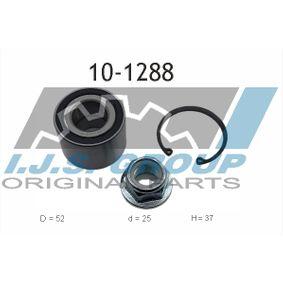 Radlagersatz Ø: 52mm, Innendurchmesser: 25mm mit OEM-Nummer 4021400QAA