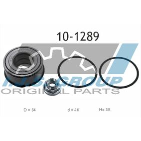 Radlagersatz Ø: 84mm, Innendurchmesser: 40mm mit OEM-Nummer 4026200Q0D