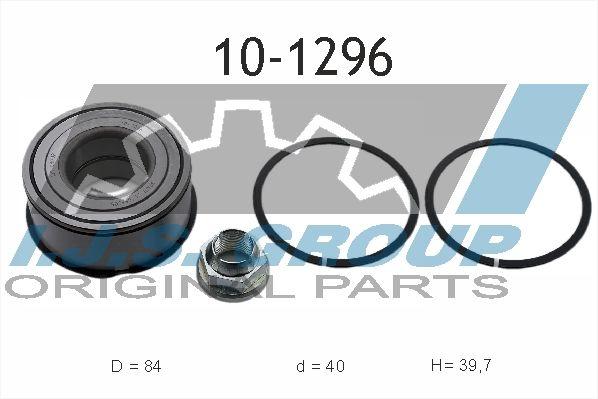 IJS GROUP  10-1296 Radlagersatz Ø: 84,1mm, Innendurchmesser: 40mm