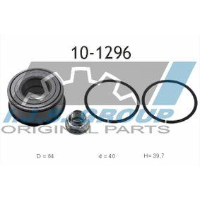 Radlagersatz Ø: 84,1mm, Innendurchmesser: 40mm mit OEM-Nummer 40262-BG00A