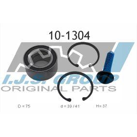Radlagersatz Ø: 75mm, Innendurchmesser: 39mm mit OEM-Nummer 8A0407643A