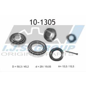 Radlagersatz mit OEM-Nummer 510384