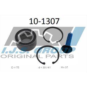 Radlagersatz Ø: 75mm, Innendurchmesser: 39mm mit OEM-Nummer 8D0 598 625 A