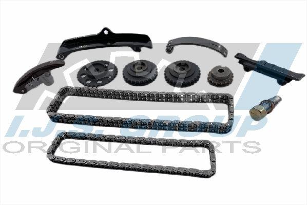 IJS GROUP  10-1350 Radlagersatz Ø: 129mm, Innendurchmesser: 32mm