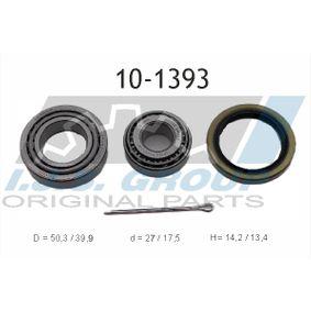 Radlagersatz Art. Nr. 10-1393 120,00€