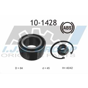Wheel Bearing Kit 10-1428 CIVIC 8 Hatchback (FN, FK) 2.0 R MY 2008