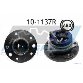 Radlagersatz Ø: 137mm mit OEM-Nummer 33 41 6 786 620