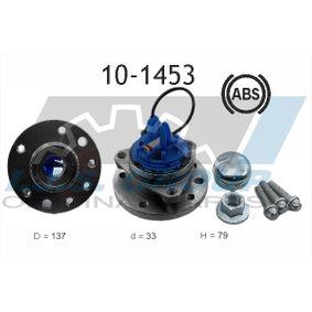 Radlagersatz Art. Nr. 10-1453 120,00€