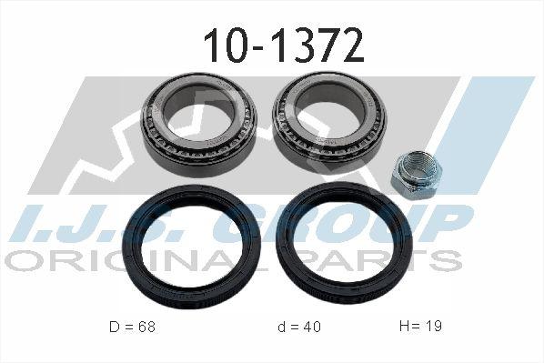 IJS GROUP  10-2012 Wheel Hub Ø: 145mm