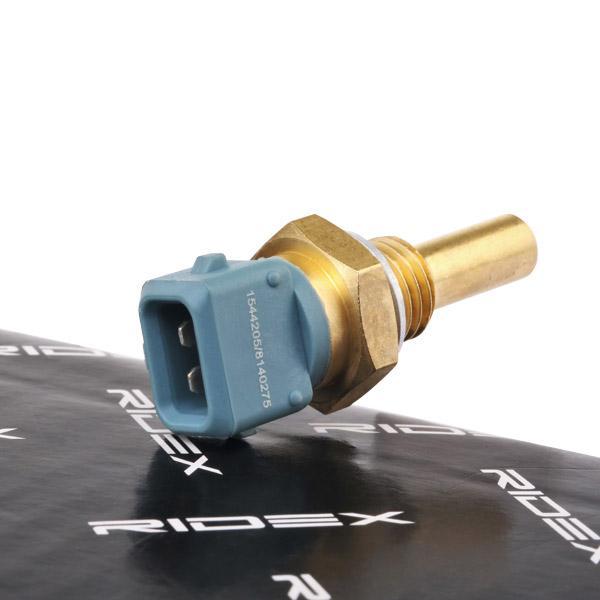 Sensor de Temperatura del Refrigerante RIDEX 830C0018 conocimiento experto