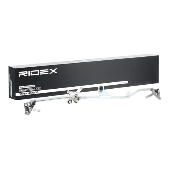 Scheibenwischergestänge 300W0003 RIDEX 300W0003 in Original Qualität