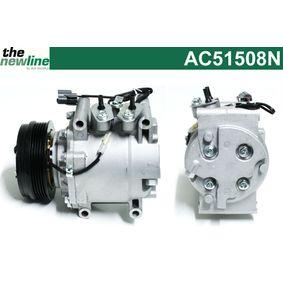 Компресор, климатизация AC51508N Jazz 2 (GD_, GE3, GE2) 1.2 i-DSI (GD5, GE2) Г.П. 2005