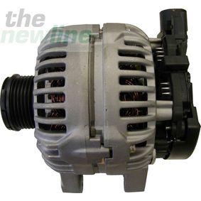 Generator Rippenanzahl: 6 mit OEM-Nummer 9646 321 780