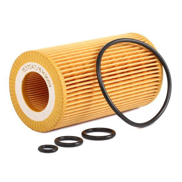 Filtro de aceite de motor RIDEX 7O0106 4059191355792
