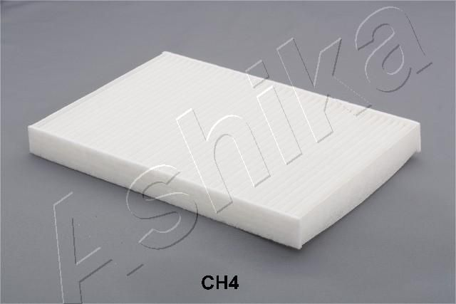 ASHIKA  21-CH-CH4 Filter, Innenraumluft Länge: 309mm, Breite: 212mm, Höhe: 30mm
