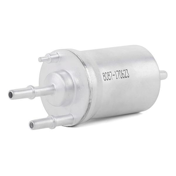 Kraftstofffilter RIDEX 9F0071 4059191357581