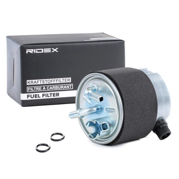 Inline fuel filter RIDEX 9F0062 expert knowledge