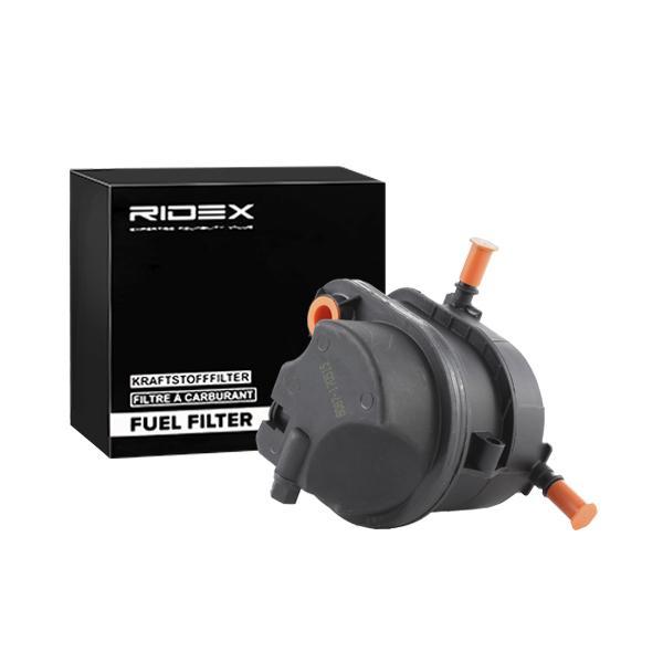 Inline fuel filter RIDEX 9F0042 expert knowledge